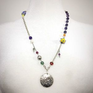 Jewelry - 🆕 Listing!  OOAK Beaded Necklace